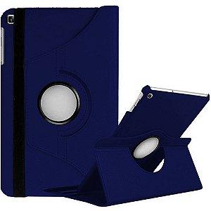 Capa Giratória Azul Marinho Samsung Galaxy Tab A S Pen 8.0 P205/P200 - Armyshield