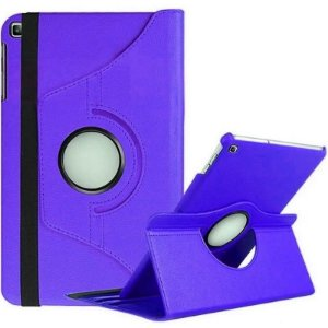 Capa Giratória Roxa para Tablet Galaxy Tab A 8.0' T290 T295 - Armyshield