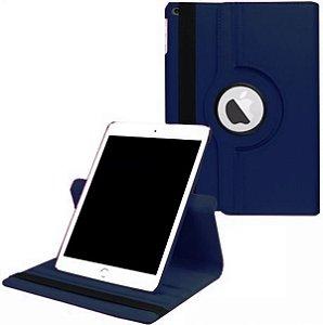 Capa Giratória iPad 10.2' 7a e 8a Geração Azul Marinho - Armyshield