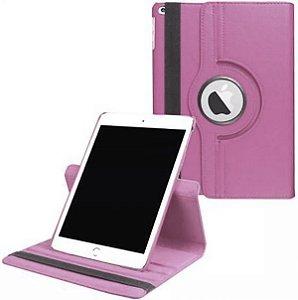 Capa Giratória iPad 10.2' 7a e 8a Geração Rosa Claro - Armyshield