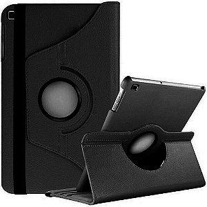 Capa Giratória Preta para Tablet Galaxy Tab S5e 10.5' T725 - Armyshield