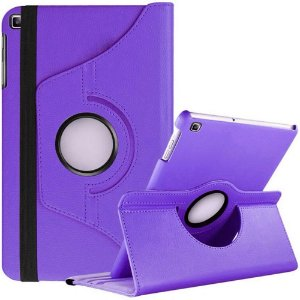 Capa Giratória Roxa para Tablet Galaxy Tab S5e 10.5' T725 - Armyshield