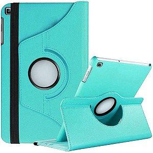 Capa Giratória Turquesa para Tablet Galaxy Tab S5e 10.5' T725 - Armyshield
