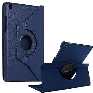 Capa Giratória Azul Marinho Galaxy Tab S6 Lite 10.4' P610 P615 - Armyshield