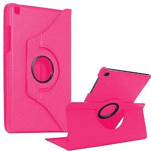 Capa Giratória Pink Galaxy Tab S6 Lite 10.4' P610 P615 - Armyshield