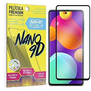 Película Samsung M62 Premium Nano 9D - Armyshield
