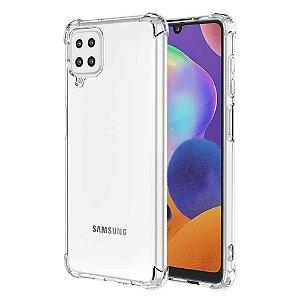 Capinha Samsung M62 Silicone Anti Impacto - Armyshield