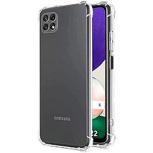 Capinha Samsung A22 5G Silicone Anti Impacto - Armyshield