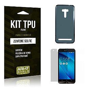Kit Tpu Fumê Asus Zenfone Selfie ZD551KL - ArmyShield