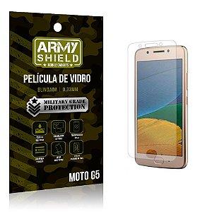 Película de Vidro Motorola Moto G5 -ArmyShield