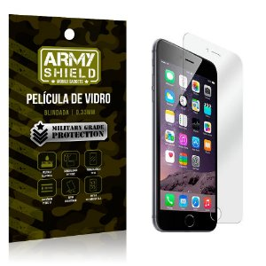 Película de Vidro Iphone 6 plus / 6S Plus - Armyshield