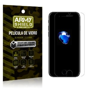 Película de Vidro Iphone 7 plus - Armyshield