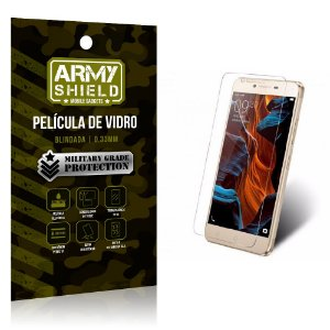 Película de Vidro Lenovo k5 - Armyshield