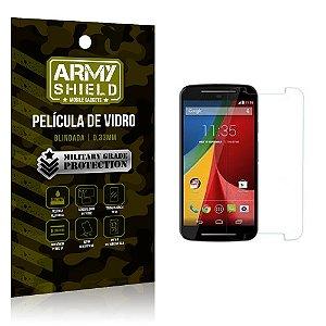 Película de Vidro Motorola moto g2 - Armyshield