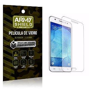 Película de Vidro Samsung j2 2015 - Armyshield
