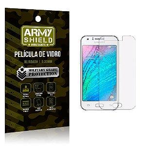 Película de Vidro Samsung j3 2015 - Armyshield