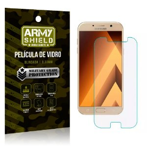 Película de Vidro Samsung Galaxy A7 2017 - Armyshield