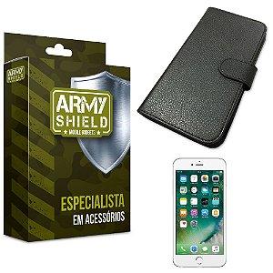 Capa Carteira Iphone 6/ 6S - Armyshield