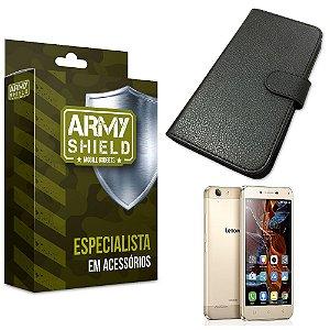 Capa Carteira Lenovo k5 - Armyshield