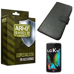 Capa Carteira Lg k10 - Armyshield
