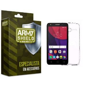 Capa TPU Alcatel pixi 4/5.0 - Armyshield