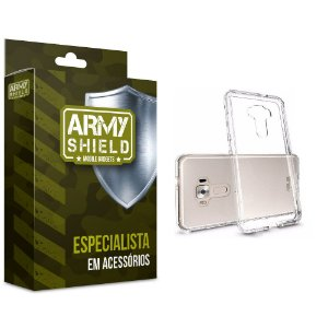 Capa TPU Asus Zenfone 3/5.5 ZE552KL - Armyshield