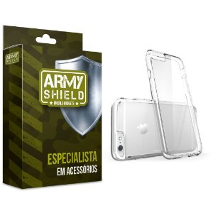 Capa TPU Iphone 6/ 6S - Armyshield