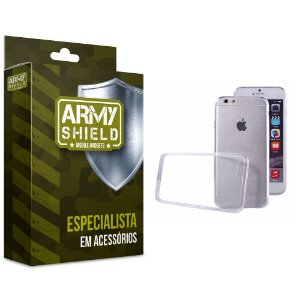 Capa TPU Iphone 6 plus / 6S Plus - Armyshield