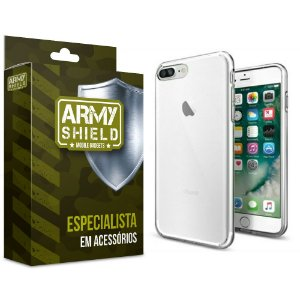 Capa TPU Iphone 7 plus - Armyshield