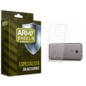 Capa TPU Lenovo k6 - Armyshield