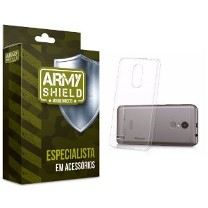 Capa TPU Lenovo k6 plus - Armyshield