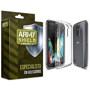 Capa TPU Lg k10 - Armyshield