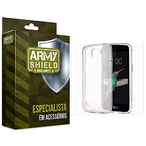 Capa TPU Lg k4 - Armyshield