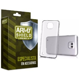 Capa TPU Lg x cam - Armyshield