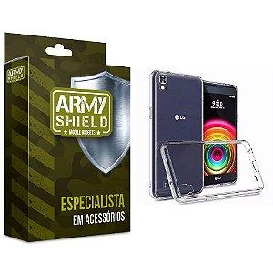 Capa TPU Lg x style - Armyshield
