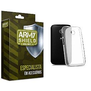 Capa TPU Motorola moto e3 - Armyshield