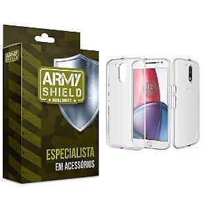 Capa TPU Motorola moto g4 - Armyshield
