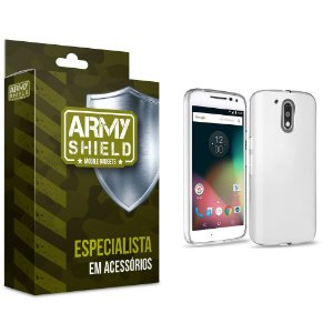 Capa TPU Motorola moto g4 plus - Armyshield
