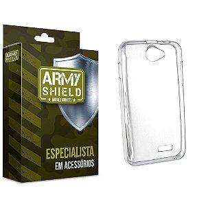 Capa TPU Positivo s420 - Armyshield