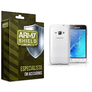 Capa TPU Samsung j1 2016 - Armyshield