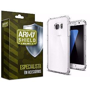 Capa TPU Samsung s7 edge - Armyshield