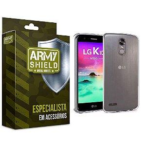 Capa TPU LG K10 Novo 2017 - Armyshield