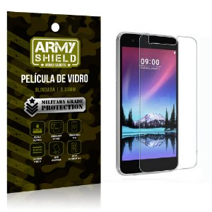 Película de Vidro LG K10 Pro - Armyshield