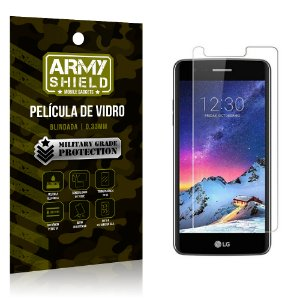 Película de Vidro LG K4 Novo - Armyshield