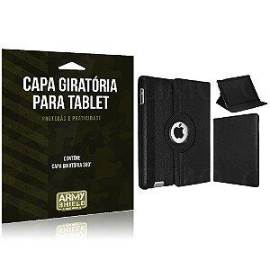 Capa Giratória para Tablet Apple iPad 3 - Armyshield