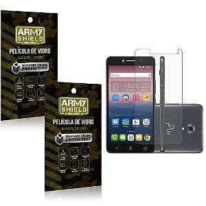 Kit 2 Películas de Vidro Alcatel pixi 4/5.0 - Armyshield