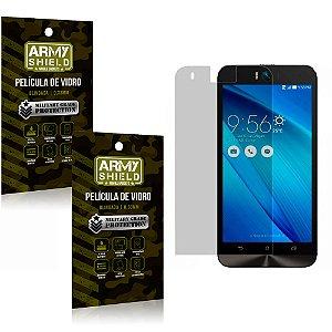 Kit 2 Películas de Vidro Asus Zenfone Selfie ZD551KL - Armyshield