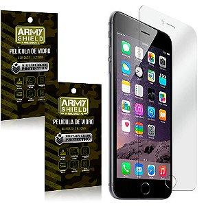 Kit 2 Películas de Vidro Iphone 6 plus / 6S Plus - Armyshield