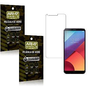 Kit 2 Películas de Vidro Lg G6 - Armyshield