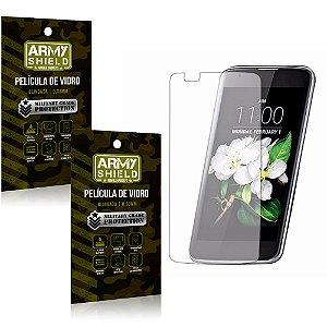Kit 2 Películas de Vidro Lg k10 - Armyshield